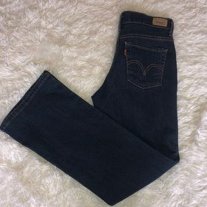 Levi's 512 Perfectly Slimming Boot Cut Jeans